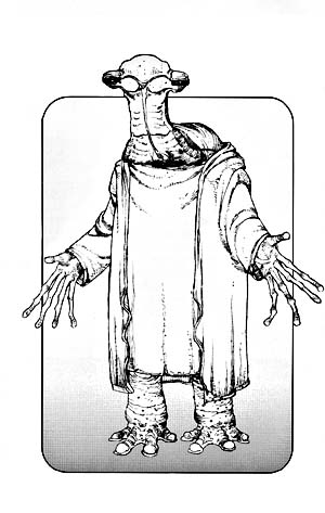 A male Ithorian